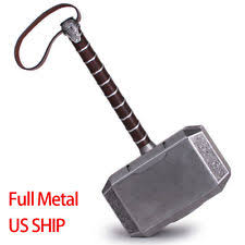 thor hammer replica reproductions ebay