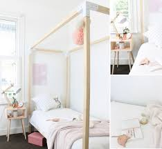girls four poster beds harri wren 3 colour palettes for your room