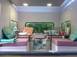 le mini nail truck vue de l u0027intérieur nail truck pinterest