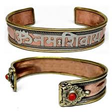online bracelet images Buy hindu om namah shivaya healing copper bracelet online at low jpg