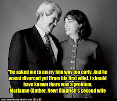 Newt Gingrich Meme - newt gingrich is openly anti muslims and anti iranians why we