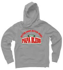 Meme Hoodie - papa bless pizza better goofs better memes funny meme hoodie