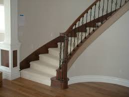 Oak Stair Banister Stair Balusters Railing How Boring Stairway Balusters