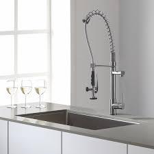 kraus kitchen faucet kitchen kitchen faucets copper with kraus kitchen faucets and
