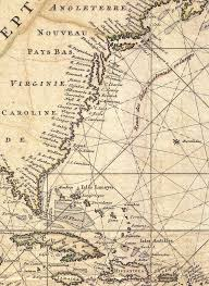Gulf Stream Map Spanish Exploration And Settlement In The Southeast Before Ajacan