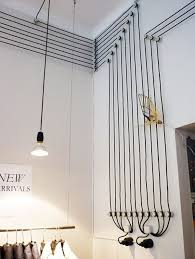 Interior Design Wall Hangings by Why Hide Your Cables And Cords When You Can Turn Them Into
