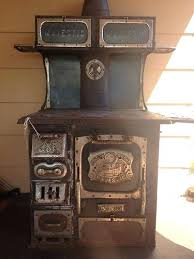 Wood Burning Fireplace Parts by Majestic Gas Stove Parts 1870s Majestic Wood Burning Cook Stove