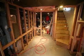 basement reno framing u0026 electrical rough in corey flickr
