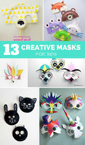 halloween masks for kids 175 best kids dress up ideas images on pinterest kids crafts