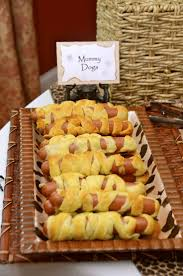 indiana jones party food mummy dogs parties pinterest