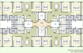 floor plans provident cosmo city omr near siruseri it park