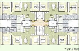 Flat Plans Floor Plans Provident Cosmo City Omr Near Siruseri It Park