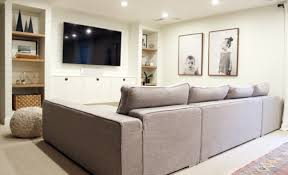 Define Livingroom by Custom Made A Lifestyle Blogger U0027s Family Room Renovation