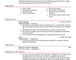 Free Template For Resume In Word Free Resumes For Employers Resume Template And Professional Resume