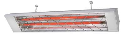 electric heater patio heatstrip max infra red electric outdoor patio heater heatstrips