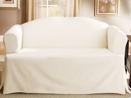 Wingback Sofa Slipcovers by Furniture 25 Black Couch Covers Sure Fit Couch Covers Oversized