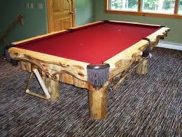 Custom Pool Tables by Custom Home Made Pool Tables By Barons Billiards