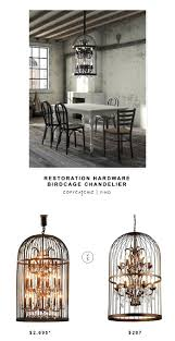 Diy Birdcage Chandelier Floor Lamps Large Image For White Kitchen Chandelier Mini