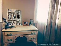 perfect addition to any room in the house typography canvas word