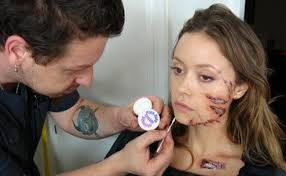 professional special effects makeup pros aide church of