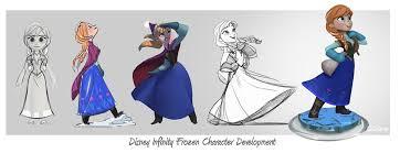 image infinity frozen anna conceptart jpeg disney infinity