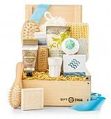 organic spa gift baskets organic spa basket