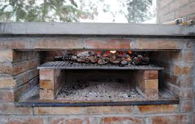 Outdoor Brick Fireplace Grill by Outdoor Brick Bbq Smoker Plans Fire Pit Design Ideas
