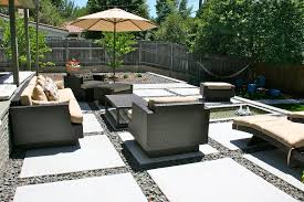Patterned Patio Umbrellas Modern Concrete Patio Patio Modern With Modern Concrete Water