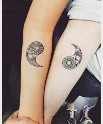 the 25 best couples matching tattoos ideas on pinterest