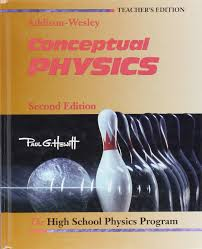 amazon com conceptual physics teachers edition 9780201286526