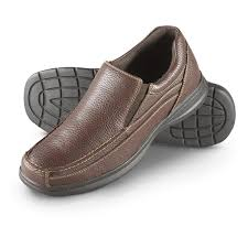 Dr Scholls Foot Mapping Men U0027s Dr Scholl U0027s Bounce Slip On Shoes Bridle Brown 590541