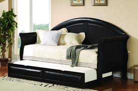 daybed beauteous modern ikea kid trundle bed with long lines
