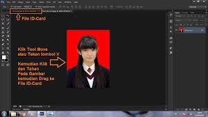 membuat id card bbm cara membuat id card di photoshop cs6 photoshop alternatif toko