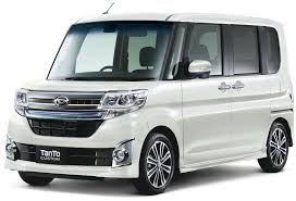 jakarta 2017 mitsubishi to export daihatsu tanto fits smart assist iii sophisticated features