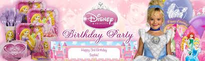 princess 1st birthday party ideas