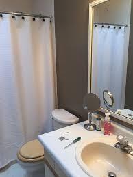 shiplap bathroom makeover u2014 the penny drawer