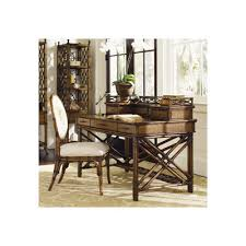 Tommy Bahama Dining Room Furniture Tommy Bahama Home Bali Hai Writing Desk With Hutch U0026 Reviews Wayfair