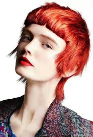 tony and guy short hair styles a modern mullet out of th 50 50 collection toni and guy dope