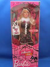 halloween barbie ebay