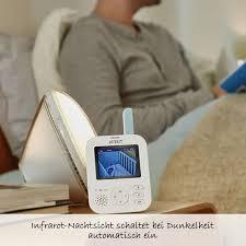 babyphone für 2 kinderzimmer philips avent babyphone digital 2 7 zoll scd620 26