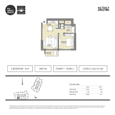 executive tower b floor plan floor plans act one act two dubai opera district downtown by emaar