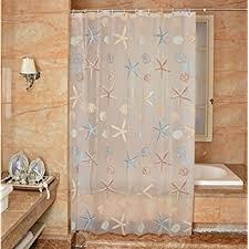 48 Inch Shower Curtain Ufelicity 48 Inch By 72 Inch Shower Curtain