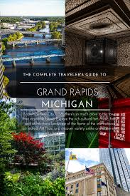 Michigan Traveler Beer images Grand rapids the complete traveler 39 s guide annie fairfax png