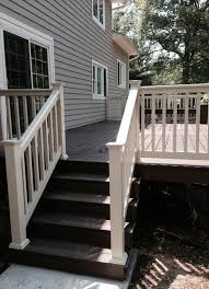 best 25 vinyl deck railing ideas on pinterest vinyl deck vinyl
