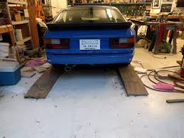 porsche 944 tuned porsche 944 street track car u2013 finally on the road new hill garage