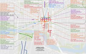 Austin Crime Map by How To Negotiate The Maze Of Sxsw Street Closures Downtown Kxan Com