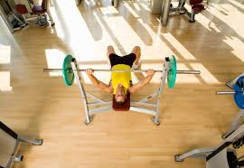 how many times should you bench press your weight livestrong com