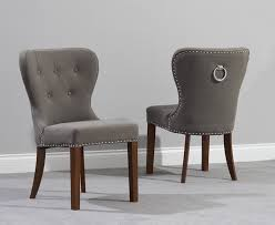 Fabric Dining Chairs Uk Gray Fabric Dining Chairs Dining Room Sustainablepals Light Gray