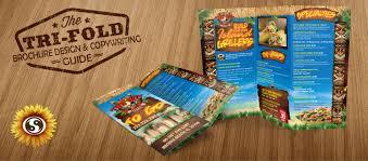 tri fold brochure design subtle network design u0026 marketing