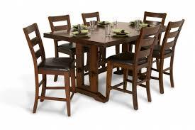 bobs furniture kitchen table set counter 7 dining set bob s discount furniture
